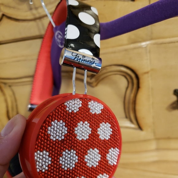 Minnie mouse headphone